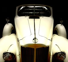 Vintage Packard Convertible  by ArtbyDigman