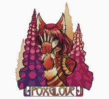 Foxglove Baby Tee