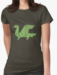 Draconis Womens Fitted T-Shirt