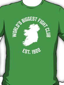 World's Biggest Fight Club T-Shirt