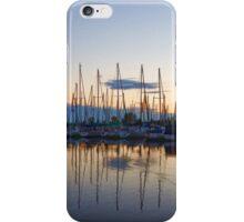 Yachts and Sailboats - Lake Ontario Impressions iPhone Case/Skin