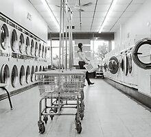 The Wash Nextdoor by Kordial Orange by kordialorange
