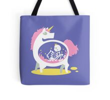 The Truth About Unicorns Tote Bag