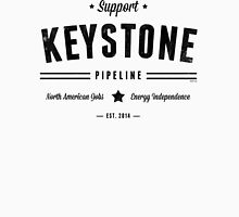 Support The Keystone Pipeline Unisex T-Shirt