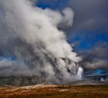 Old Faithful 2 by Alex Preiss