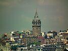 Galata Tower, Istanbul by kutayk