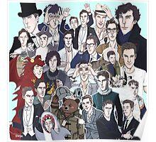 2014 Benedict Cumberbatch Poster