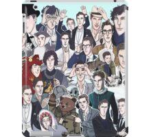 2014 Benedict Cumberbatch iPad Case/Skin