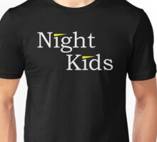 Initial D - Night Kids Logo Unisex T-Shirt