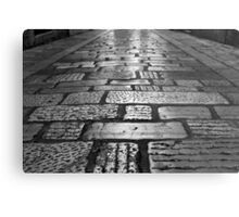 """Opportunity Knocks"" - Porec, Croatia Metal Print"