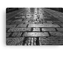 """Opportunity Knocks"" - Porec, Croatia Canvas Print"