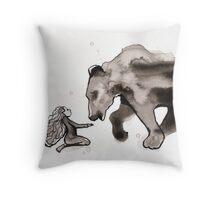 Kontio Throw Pillow