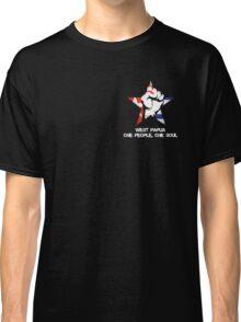 Free West Papua T-shirt Classic T-Shirt
