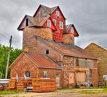 The Old Feed Mill by ECH52