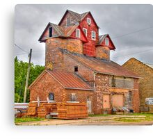 The Old Feed Mill Canvas Print