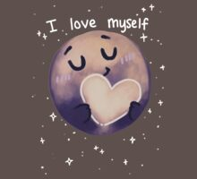 Pluto - I love myself One Piece - Short Sleeve