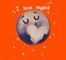 Pluto - I love myself Kids Tee