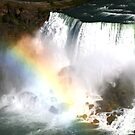 RAINBOW ON NIAGARA by FSULADY