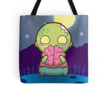 Lil Zombie Tote Bag