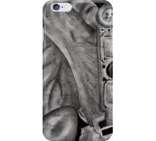 Charcoal Matchbox iPhone Case/Skin
