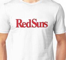 Red Suns Logo - Initial D Unisex T-Shirt