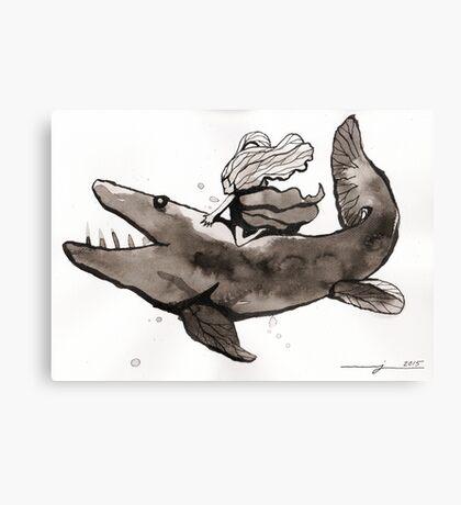 Hauki Canvas Print
