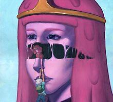 Princess Bubblegum by artoftangmo