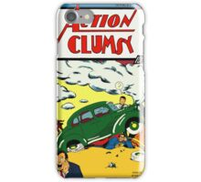 Action Clumsy iPhone Case/Skin