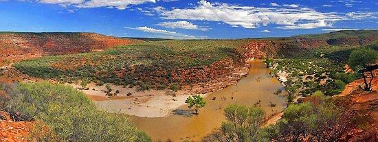 Kalbarri National Park - Western Australia  by EOS20