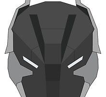 Arkham Knight Mask by CheekySherwin