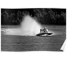 Boat Racing Poster
