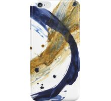 Oil and Water #51 iPhone Case/Skin