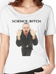 Jesse Pinkman - ''Science Bitch'' - Breaking Bad Women's Relaxed Fit T-Shirt
