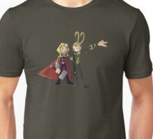 Asgardian Family Vacations Unisex T-Shirt