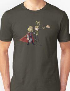 Asgardian Family Vacations T-Shirt