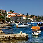 Korčula Bay by Tom Gomez