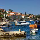 Korčula Bay by Tom Gomez