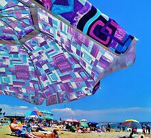 Summer Day, Seal Beach, California by Stephen Burke
