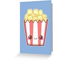 Popcorn! Greeting Card