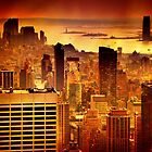 NYC Overview by infiniteartfoto