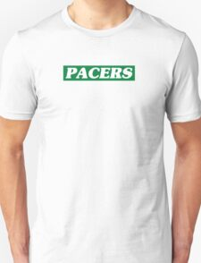 Pacers - the mints formerly known as Opal Mints Unisex T-Shirt