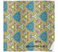 ( IKTOR )  ERIC WHITEMAN ART Poster