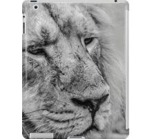 Face Of Thought iPad Case/Skin
