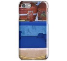 Old And Very Old Suitcases iPhone Case/Skin