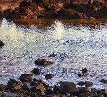 Sunrise Tide Pool by RC deWinter