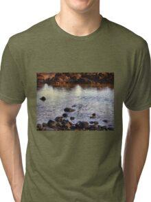 Sunrise Tide Pool Tri-blend T-Shirt