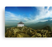 The Heaven on The Earth#2 Canvas Print