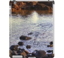 Sunrise Tide Pool iPad Case/Skin