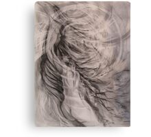 whirl wind . . . . Canvas Print
