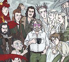 Hobbit Party by enerjax